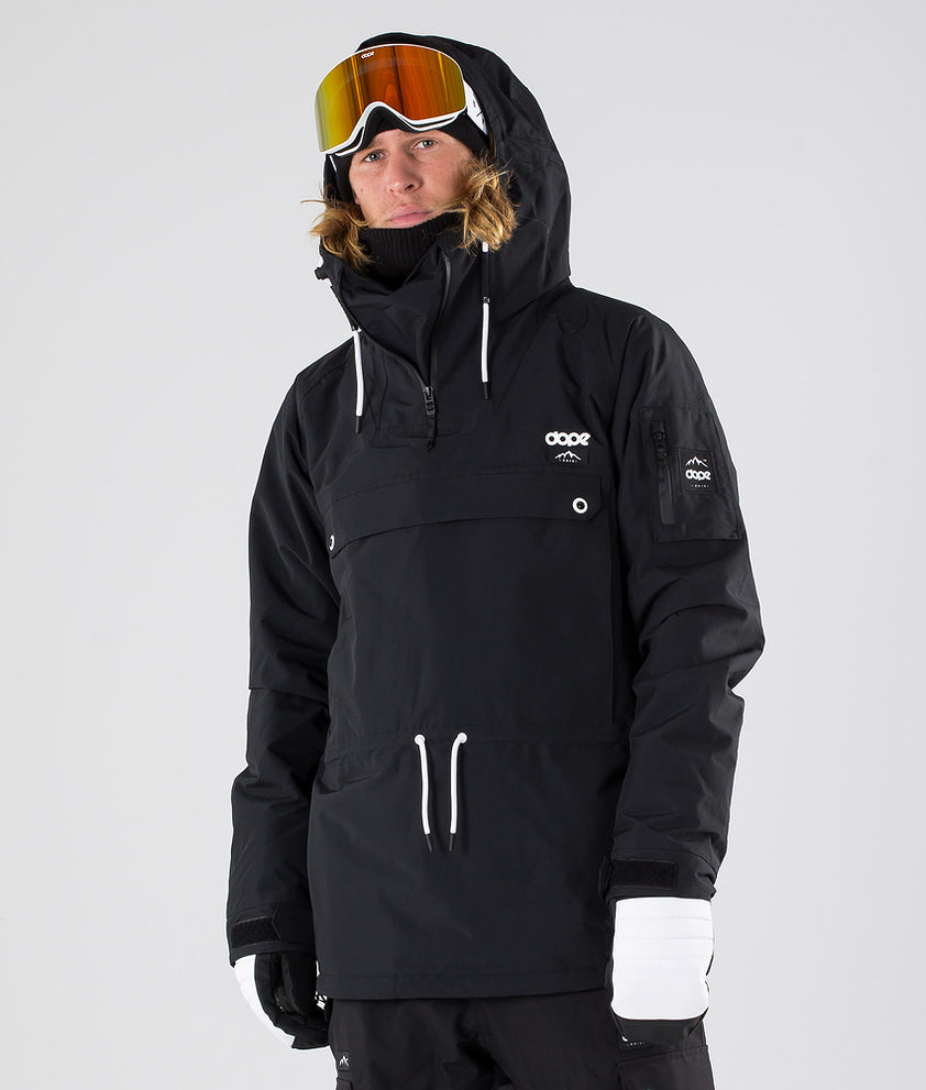 Dope Annok Giacca da snowboard Black
