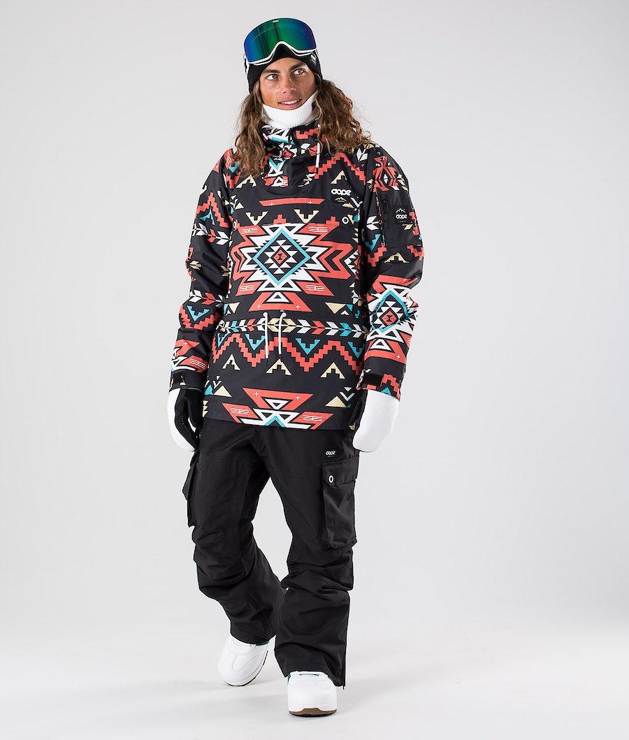 Dope Annok Snowboard Jacket Inka