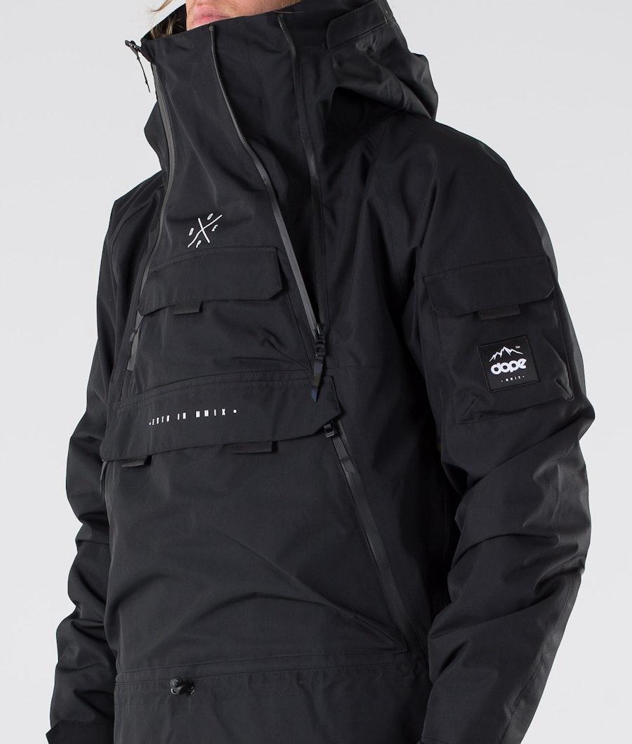 Dope Akin Snowboardjacka Black