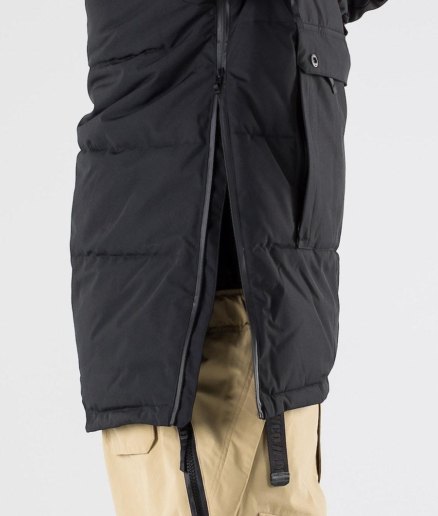 Dope Puffer Giacca da snowboard Black