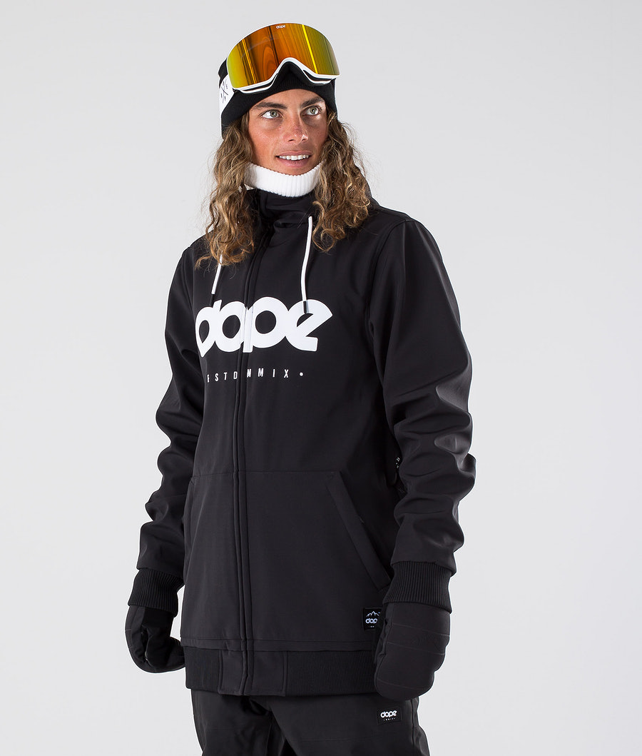 Dope Standard DO Snowboard Jacket Black