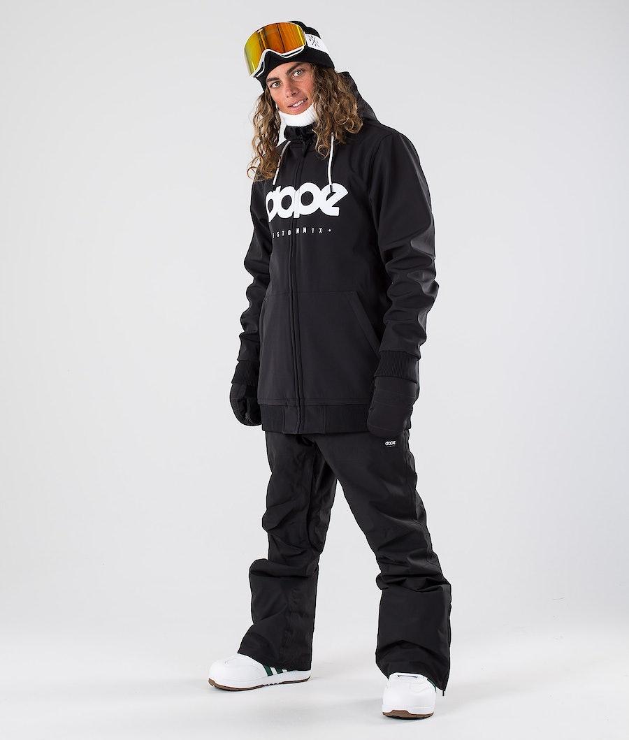 Dope Standard DO Snowboardjacka Black