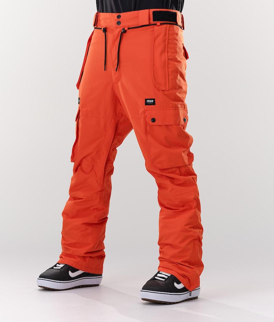 Dope Iconic Snow Pants Orange