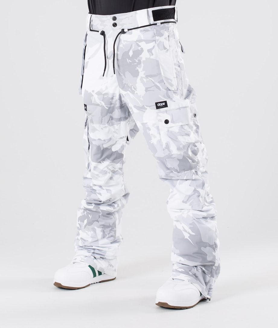 Dope Iconic Snow Pants Tux Camo