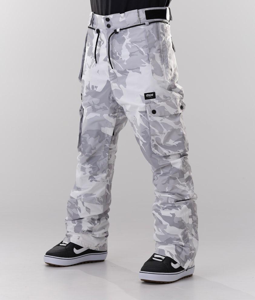 Dope Iconic Pantaloni da Snowboard Tucks Camo