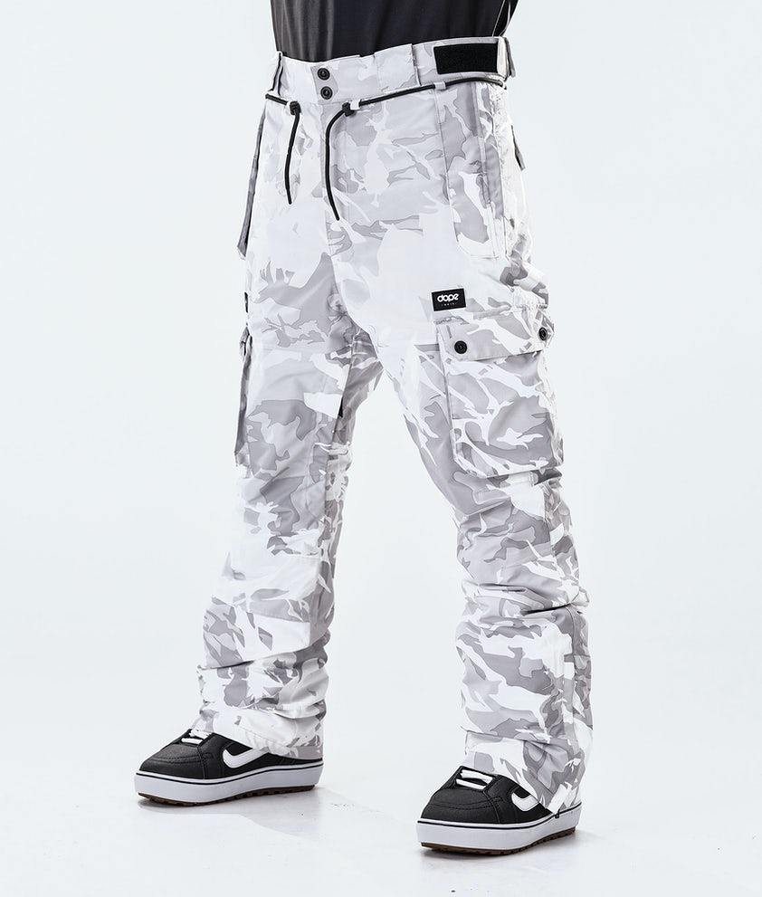 Dope Iconic Snowboard Pants Tucks Camo