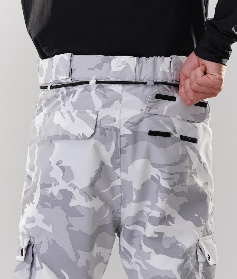 Dope Iconic Snowboard Pants Tucks Camo