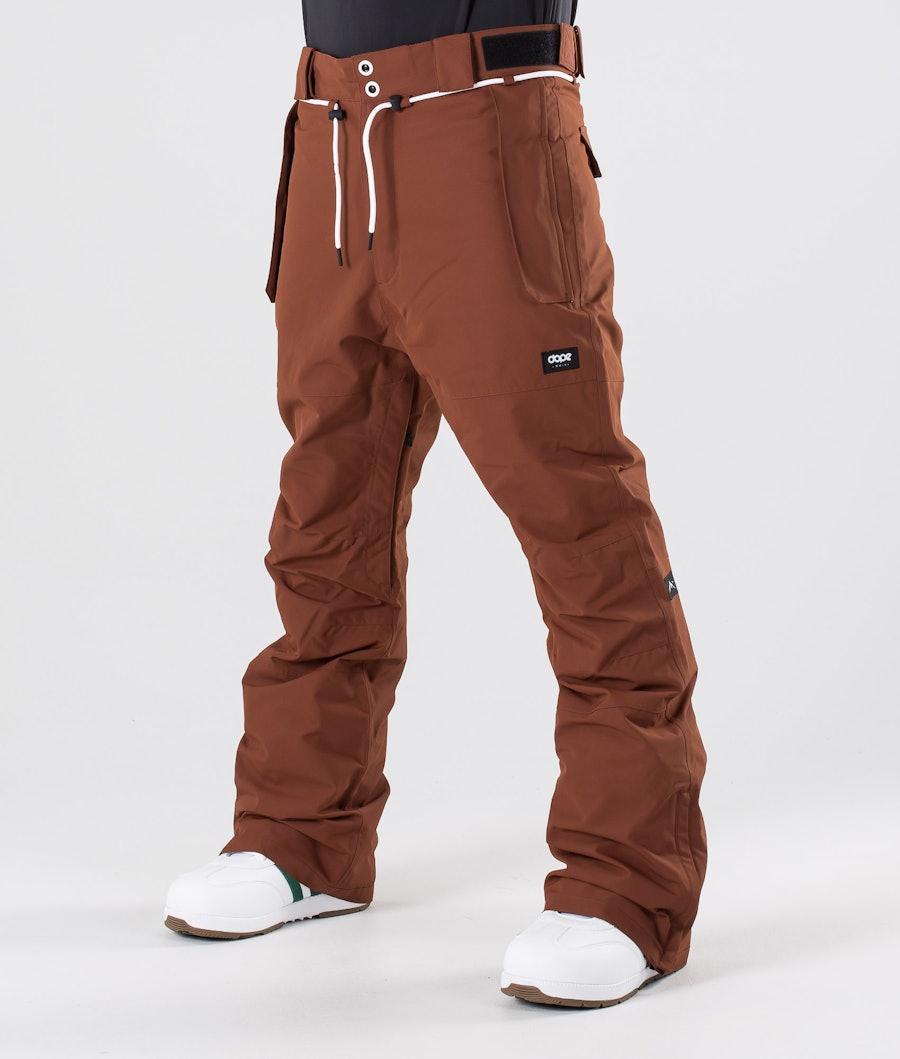 Dope Iconic NP Snowboard Pants Adobe