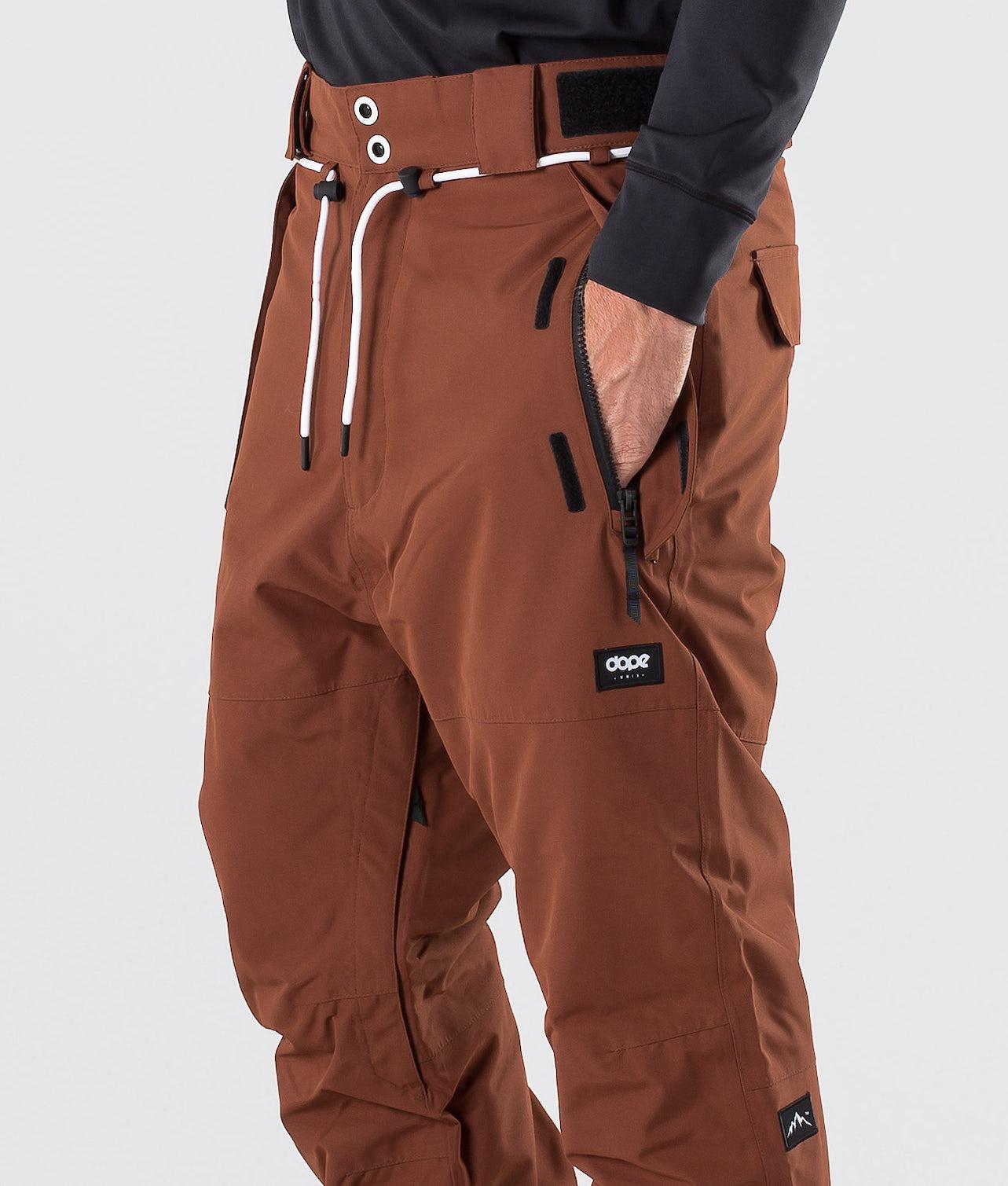 Kjøp Iconic NP Snowboardbukse fra Dope på Ridestore.no - Hos oss har du alltid fri frakt, fri retur og 30 dagers åpent kjøp!