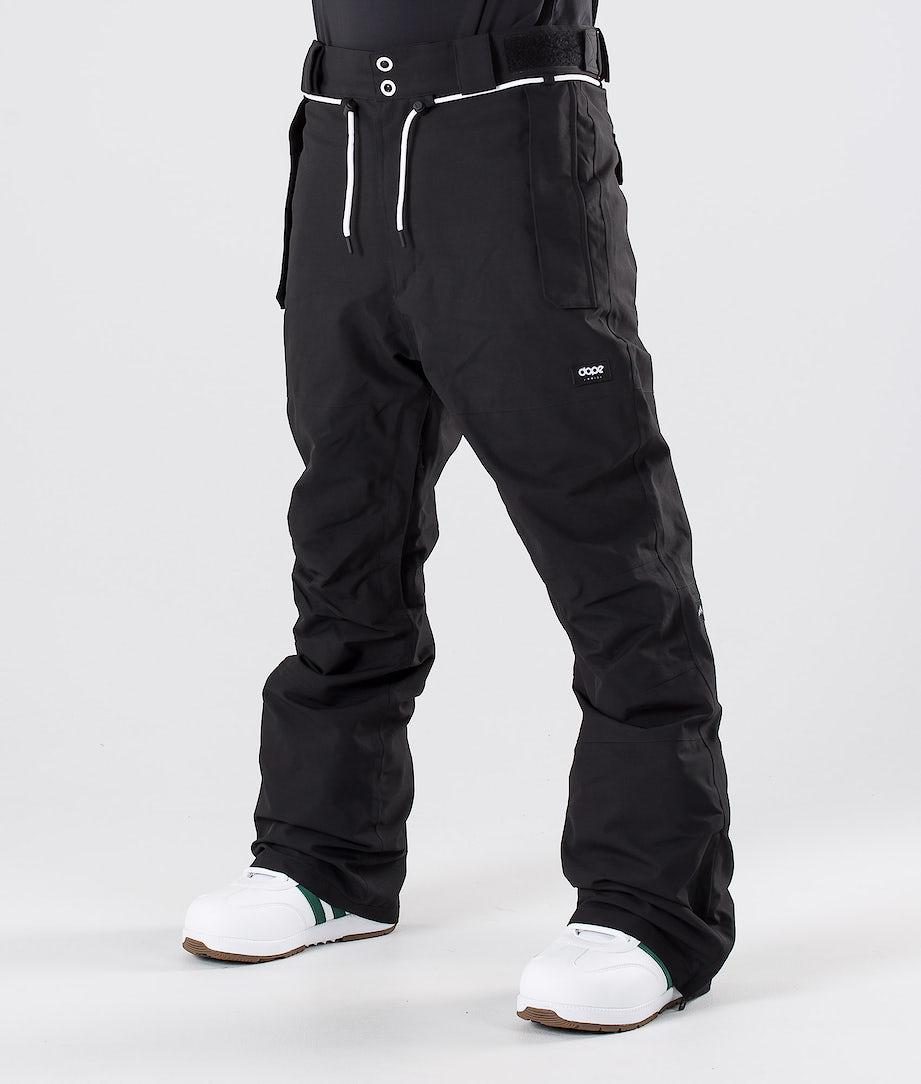 Dope Iconic NP Snow Pants Black