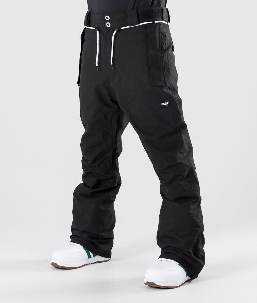 Dope Iconic NP Pantalon de Snowboard Black