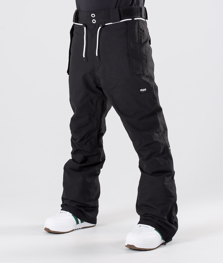 Dope Iconic NP Snowboardhose Black