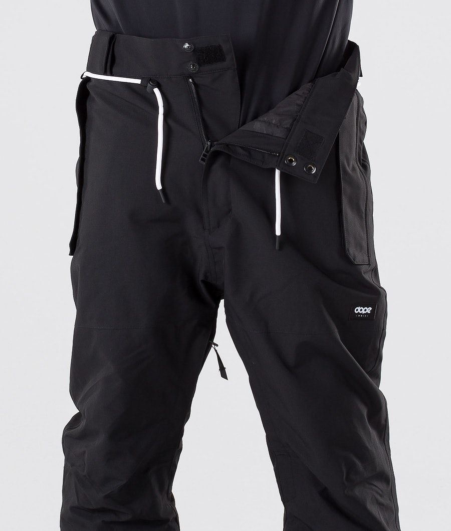 Dope Iconic NP Snowboardbukse Black
