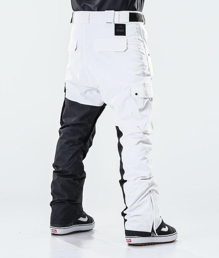 Dope Adept Snowboard Pants Black/White