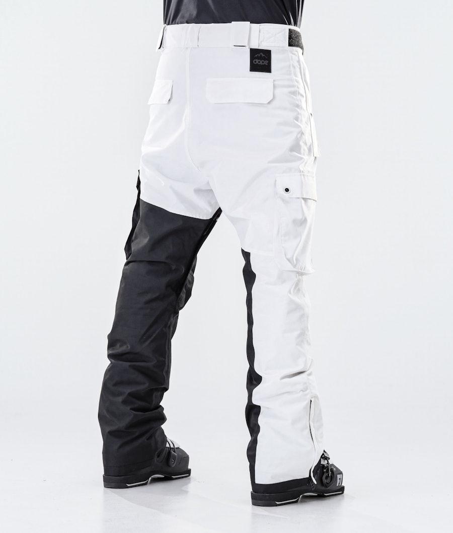 Dope Adept Skibukse Black/White
