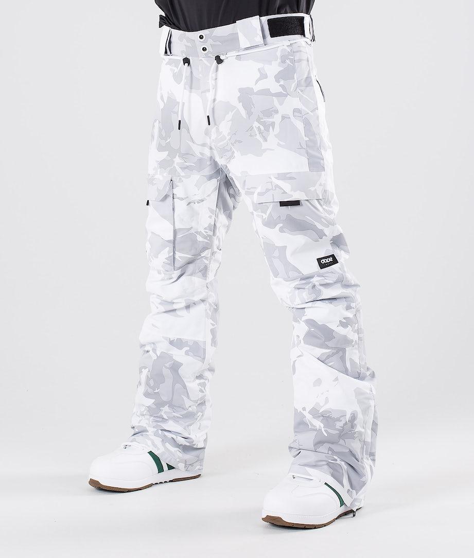 Dope Poise Snow Pants Tux Camo