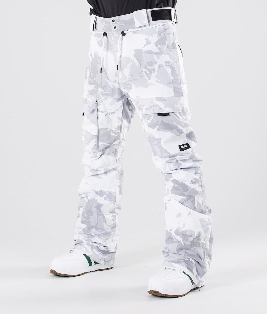 Dope Poise Pantaloni da snowboard Tux Camo