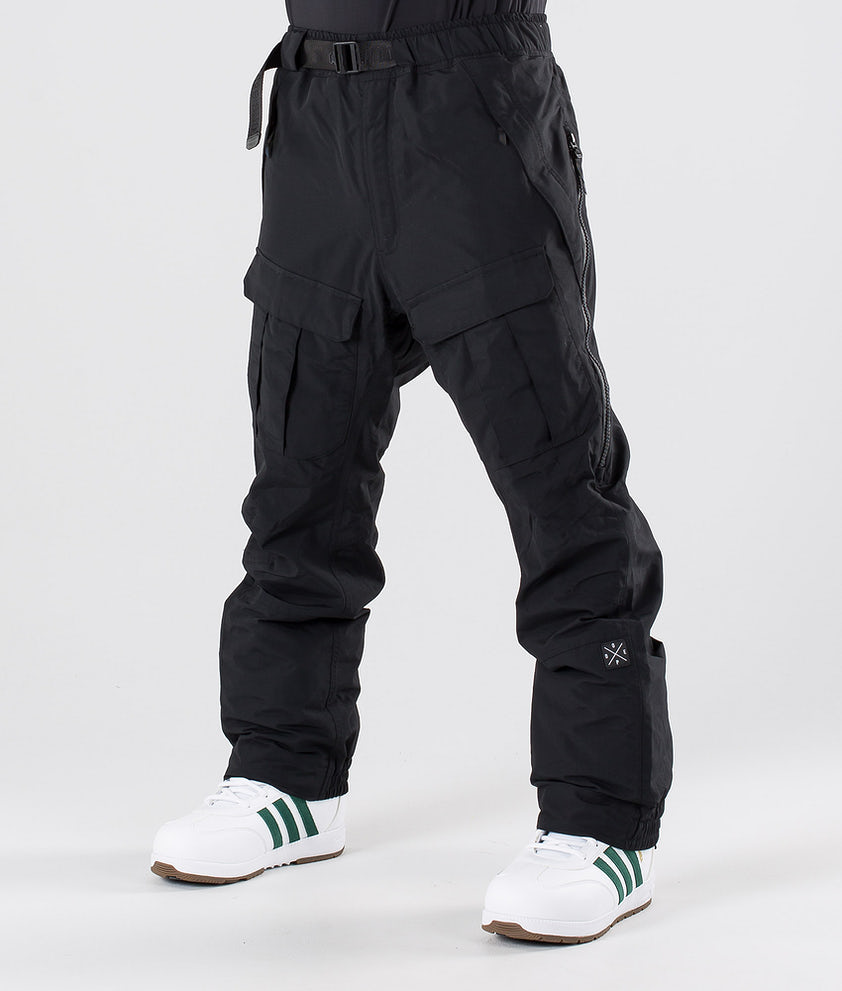 Dope Antek Snow Pants Black