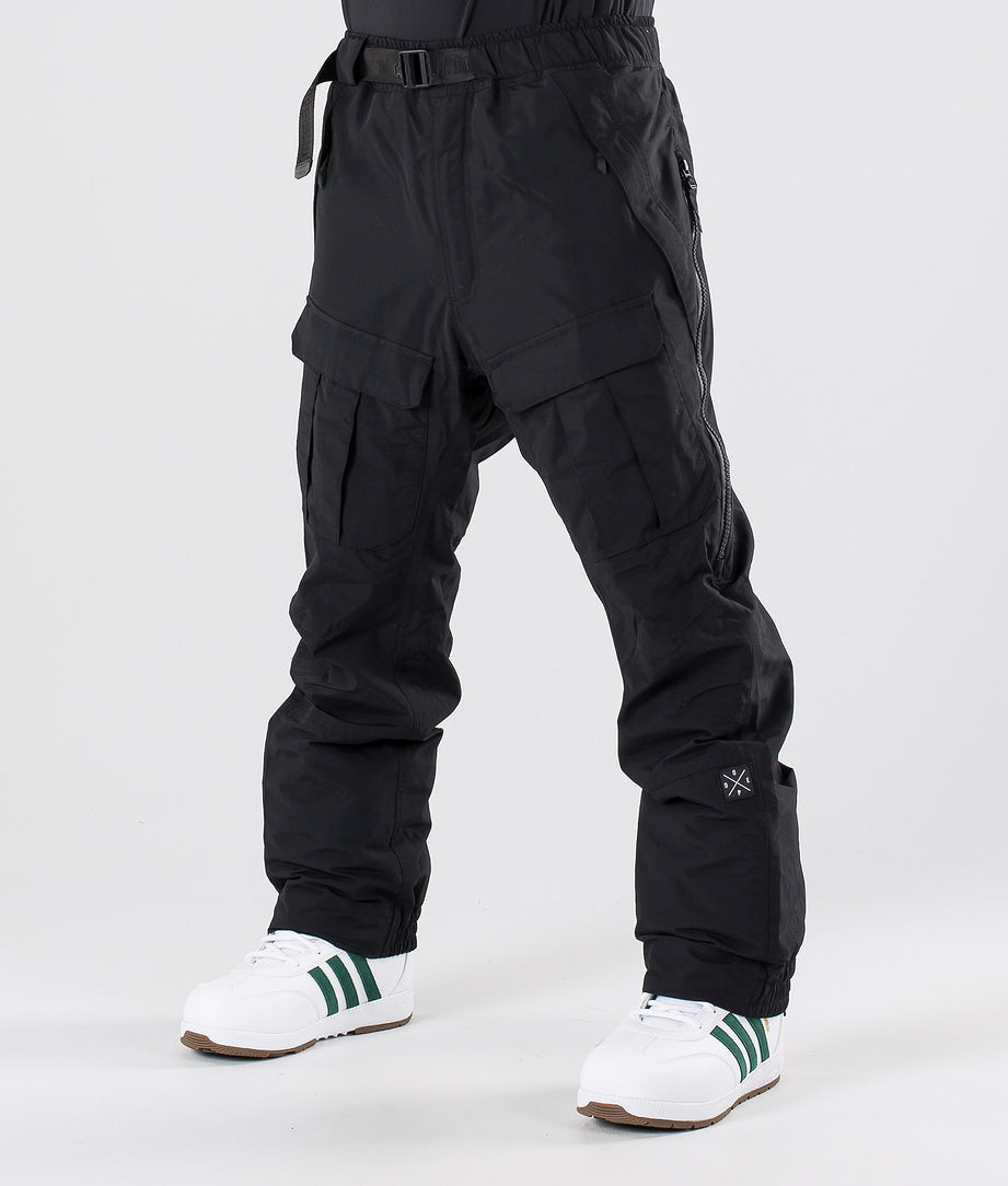 Dope Antek Snow Pants Black