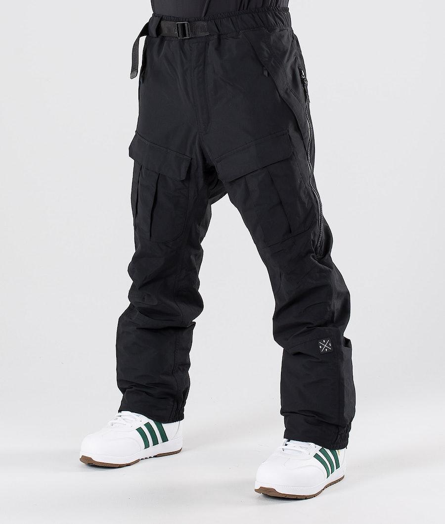 Dope Antek Pantalon de Snowboard Black