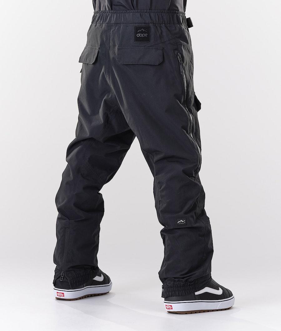 Dope Antek Pantalon de Snowboard Black - Ridestore FR