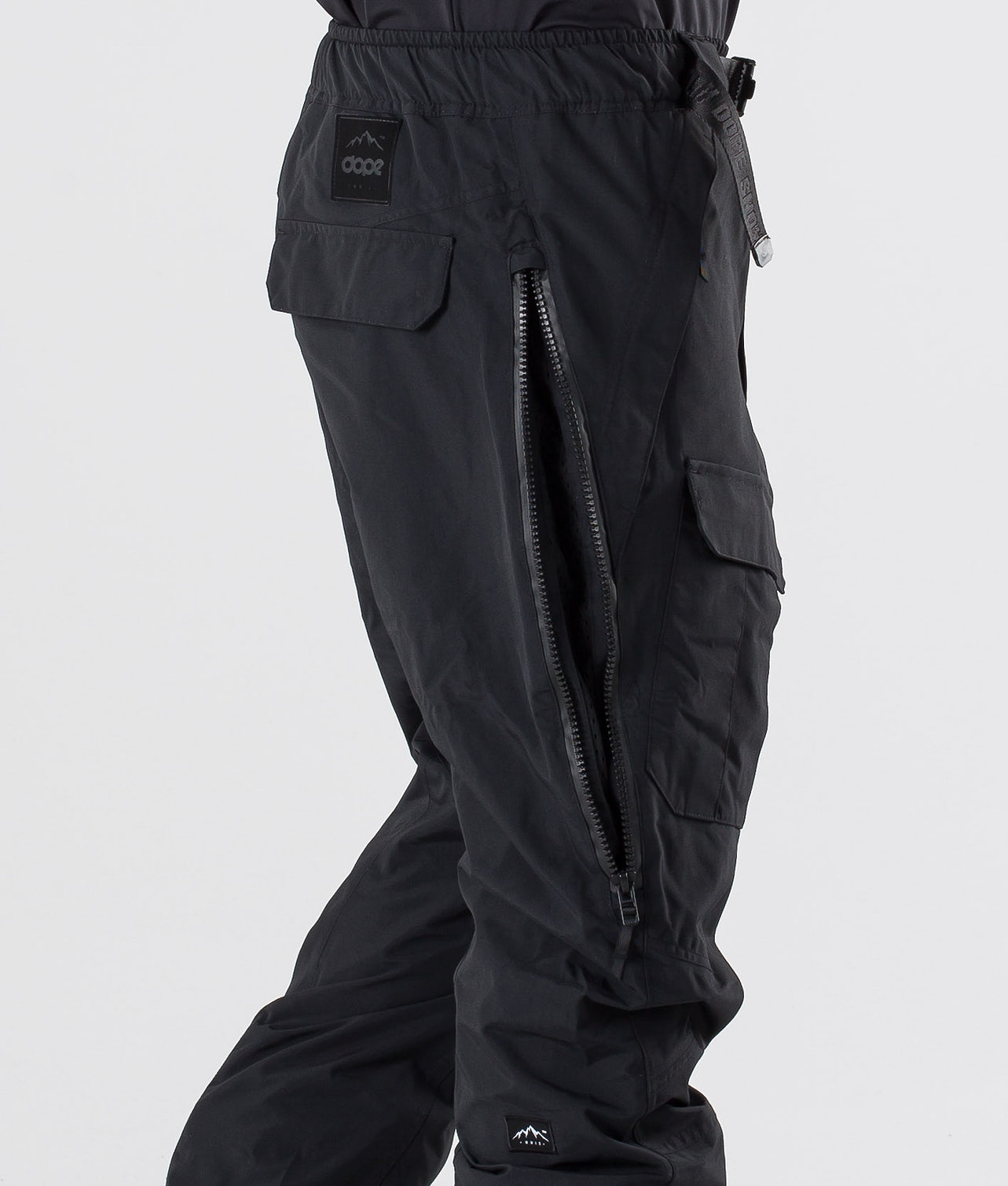 Dope Antek Snowboardbukse Black