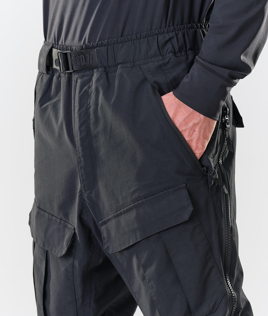 Dope Antek Ski Pants Black