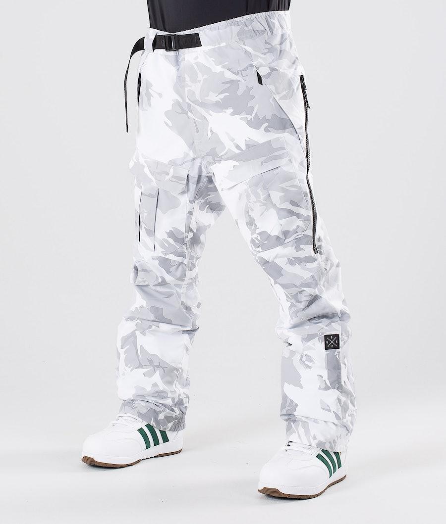 Dope Antek Snow Pants Tux Camo
