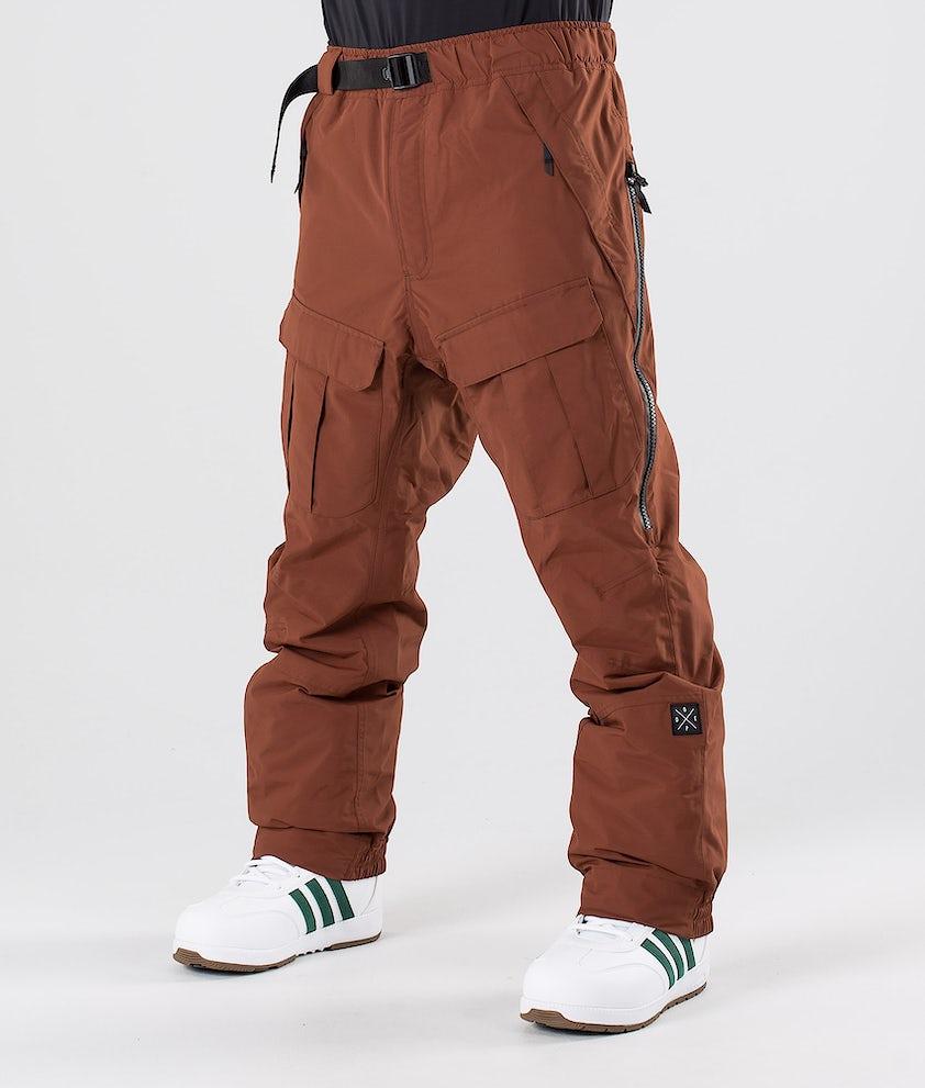 Dope Antek Pantalon de Snowboard Adobe