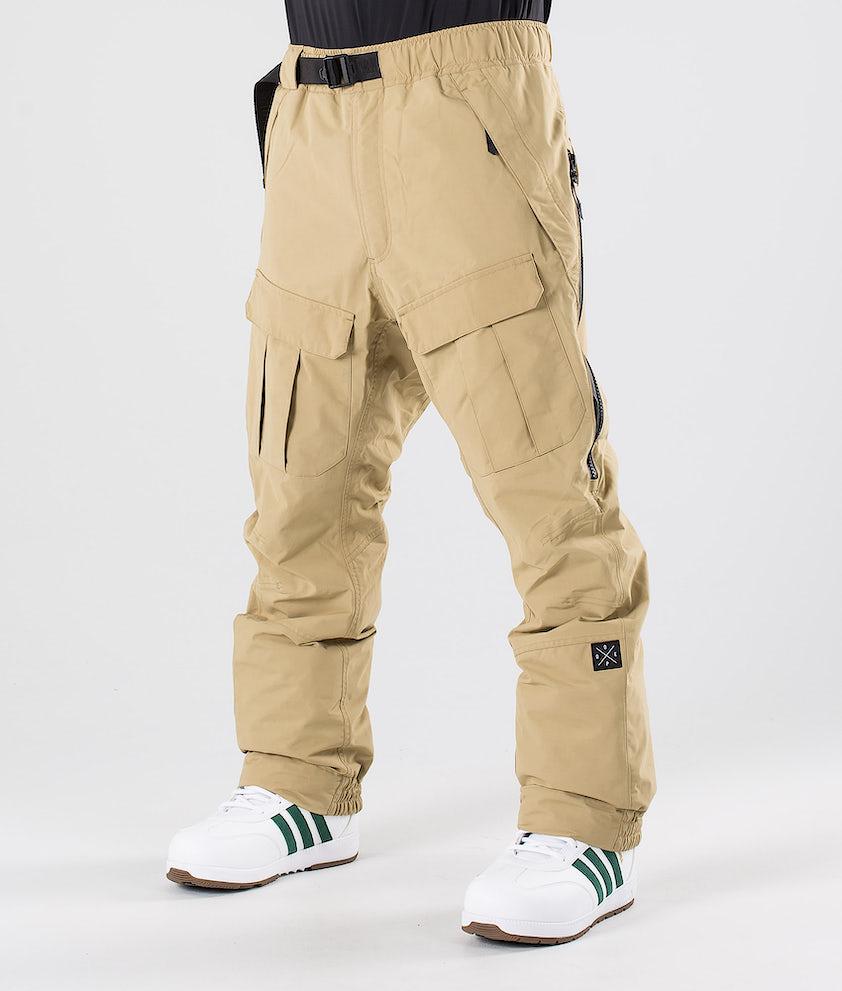 Dope Antek Snowboardbukse Khaki