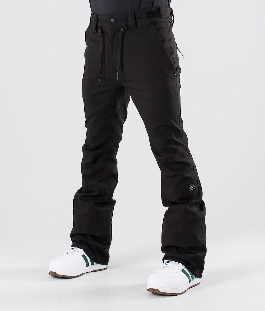 Dope Tiger Snowboardbukse Black
