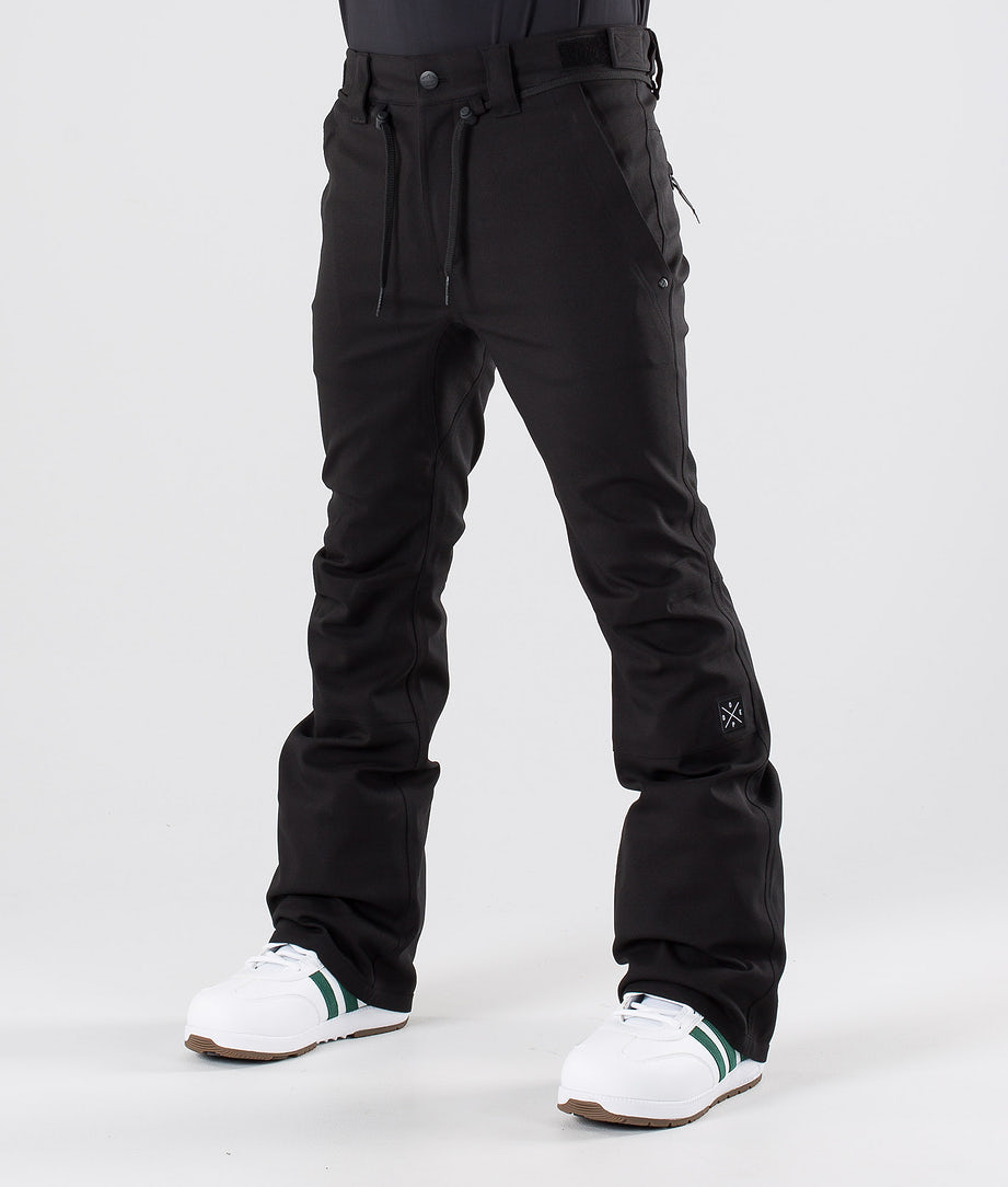 Dope Tiger Snowboardbyxa Black