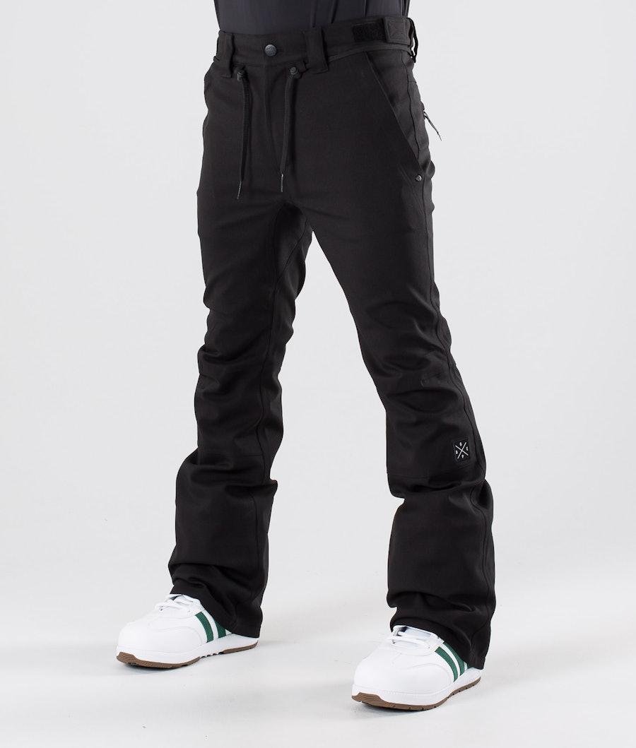 Dope Tiger Pantalon de Snowboard Black