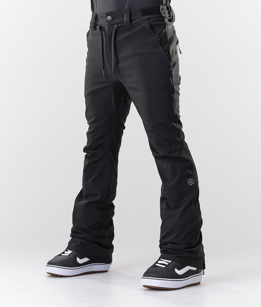 Dope Tiger Snowboardhose Black