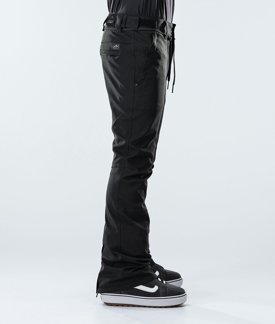 Dope Tiger Snowboard Pants Black