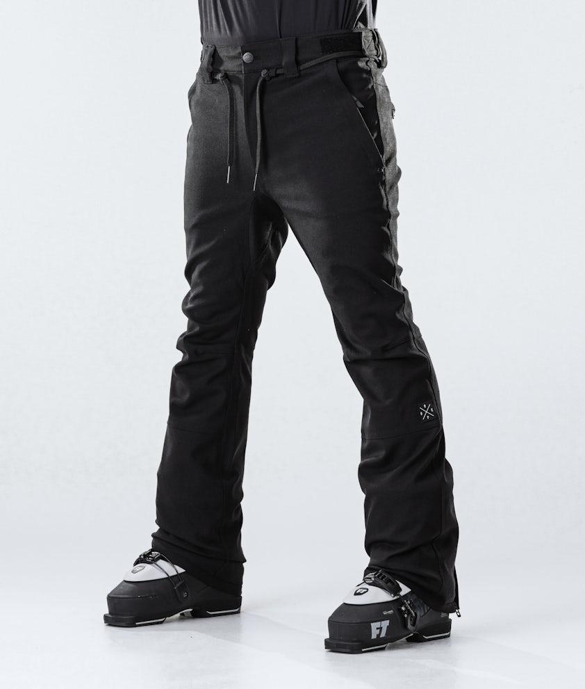 Dope Tiger Ski Pants Black