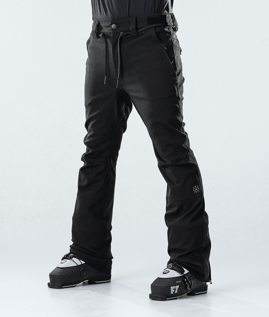 Dope Tiger Skihose Black