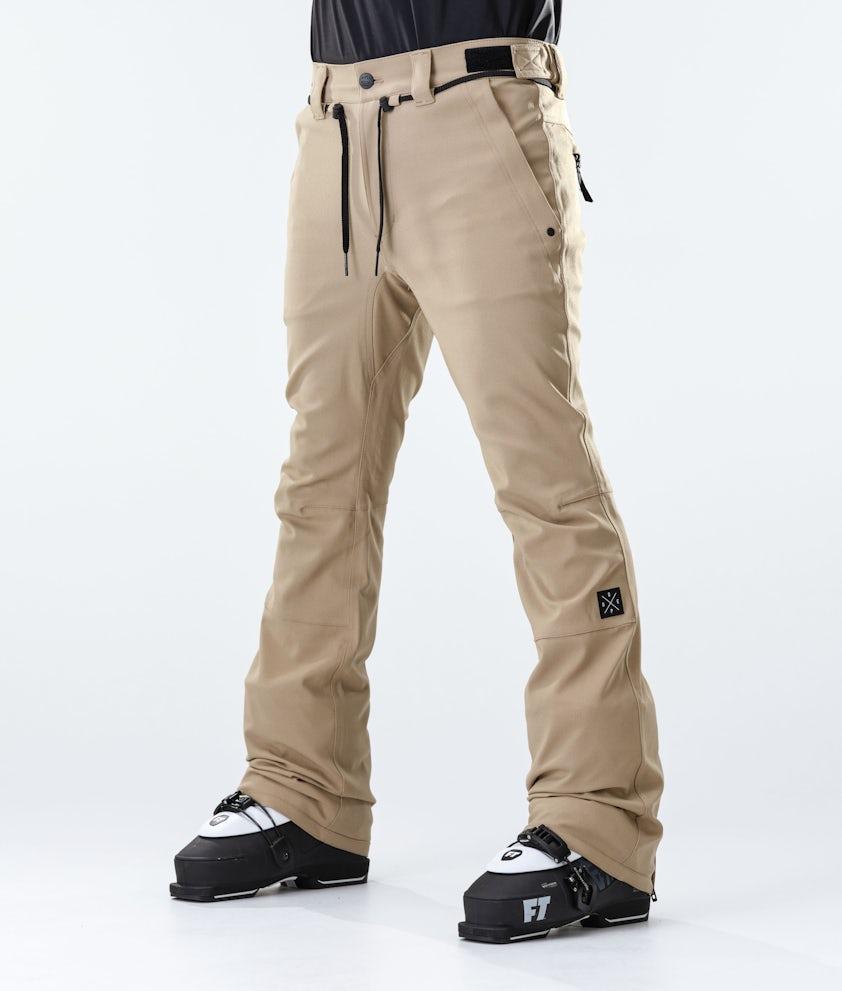 Dope Tiger Pantalon de Ski Khaki