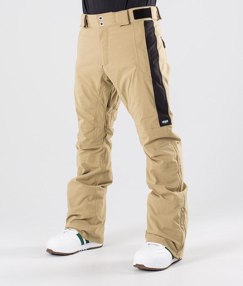 Dope Hoax II Snowboardbukse Khaki