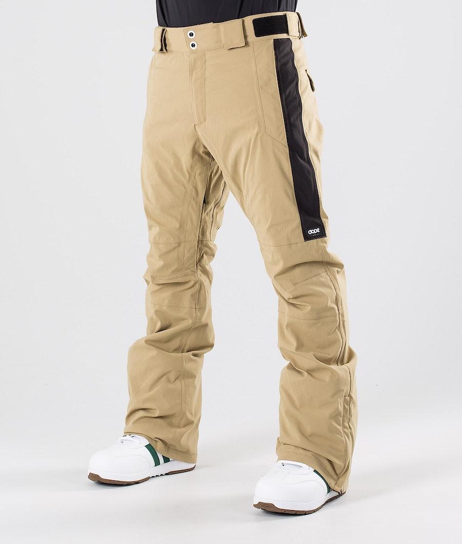 Dope Hoax II Snow Pants Khaki