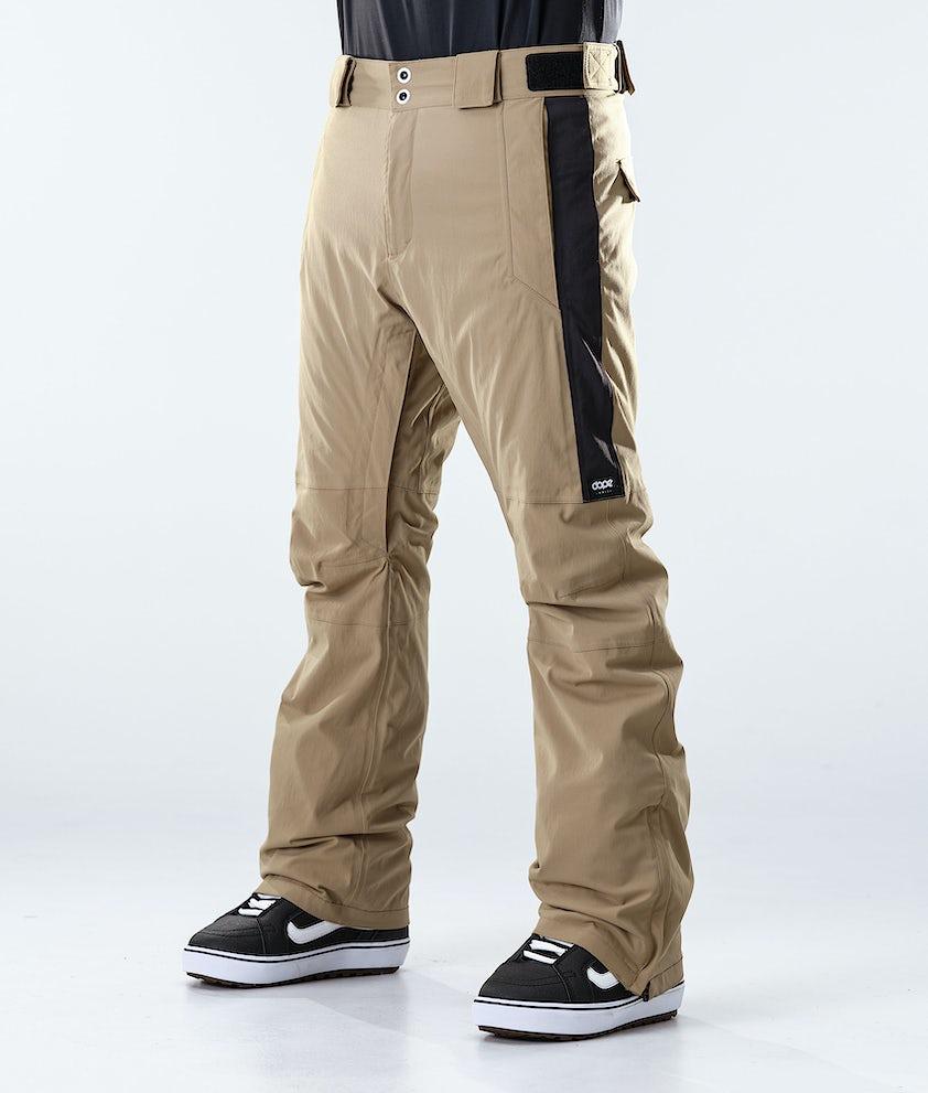 Dope Hoax II Snowboard Pants Khaki