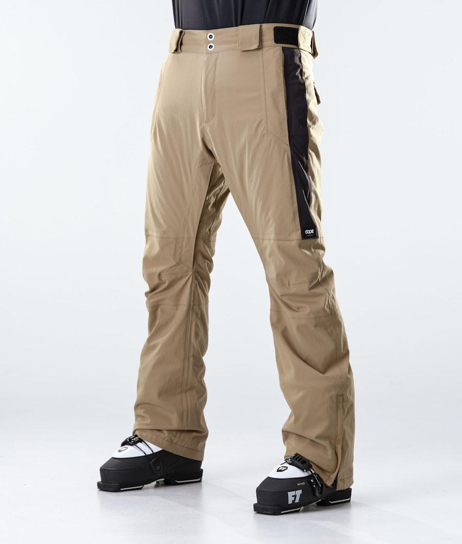 Dope Hoax II Pantaloni da Sci Khaki