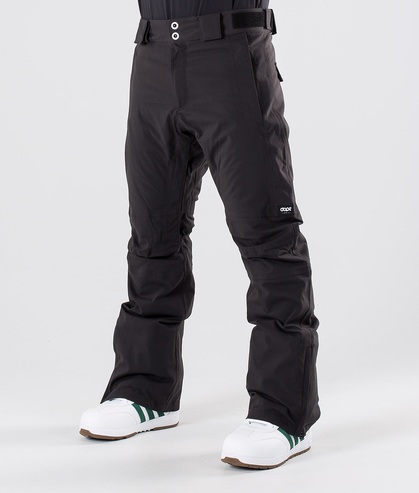Dope Hoax II Snow Pants Black