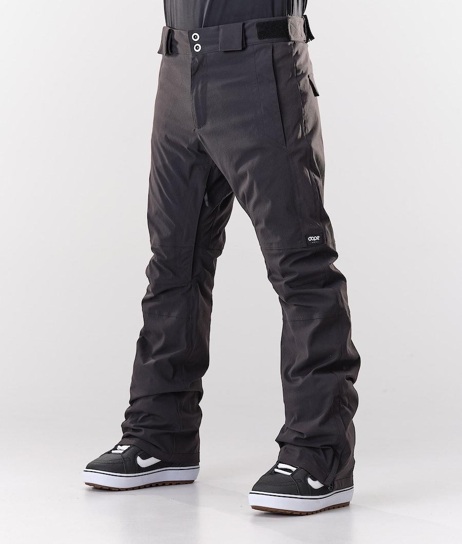 Dope Hoax II Snowboardhose Black