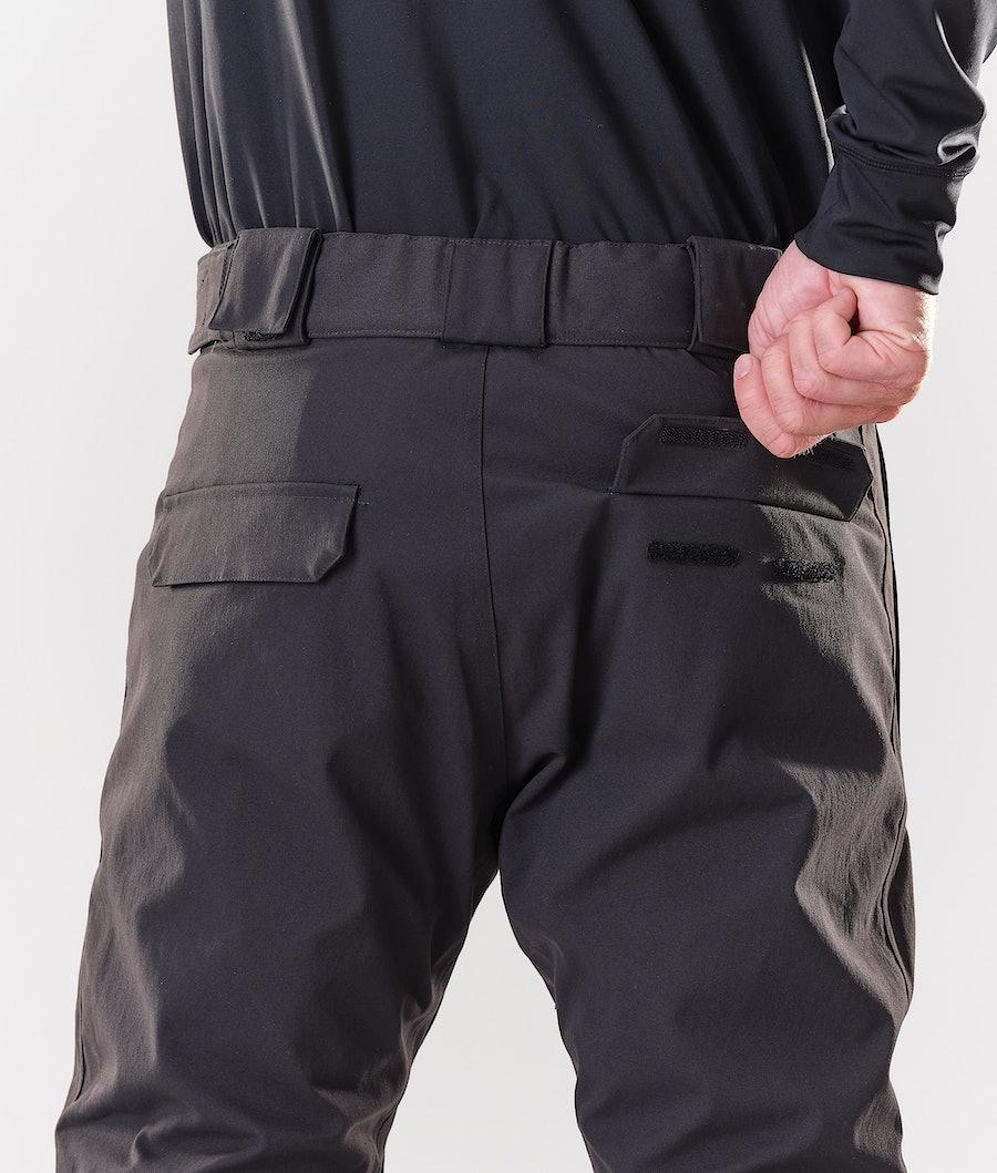 Dope Hoax II Snowboardbukse Black