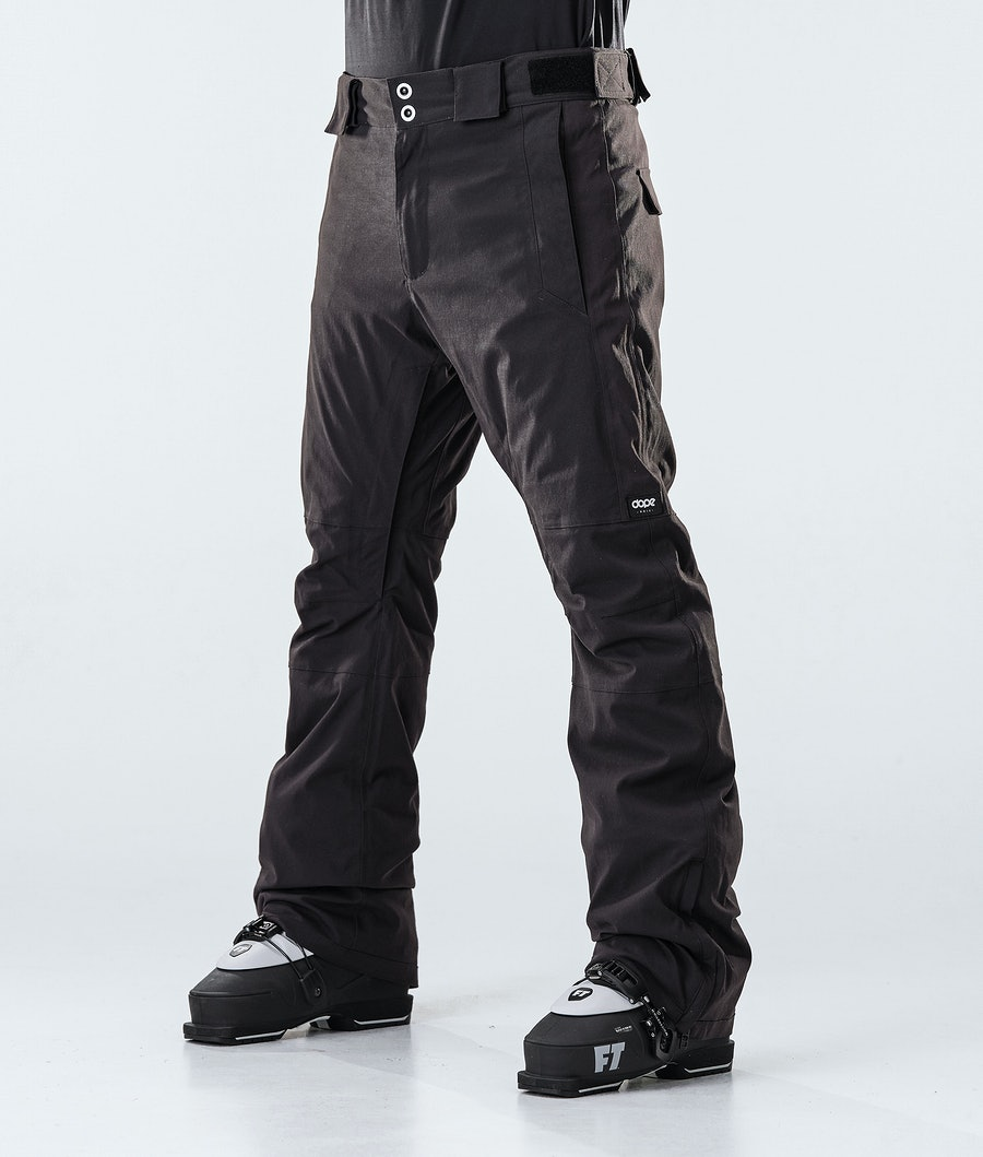 Dope Hoax II Lasketteluhousut Black