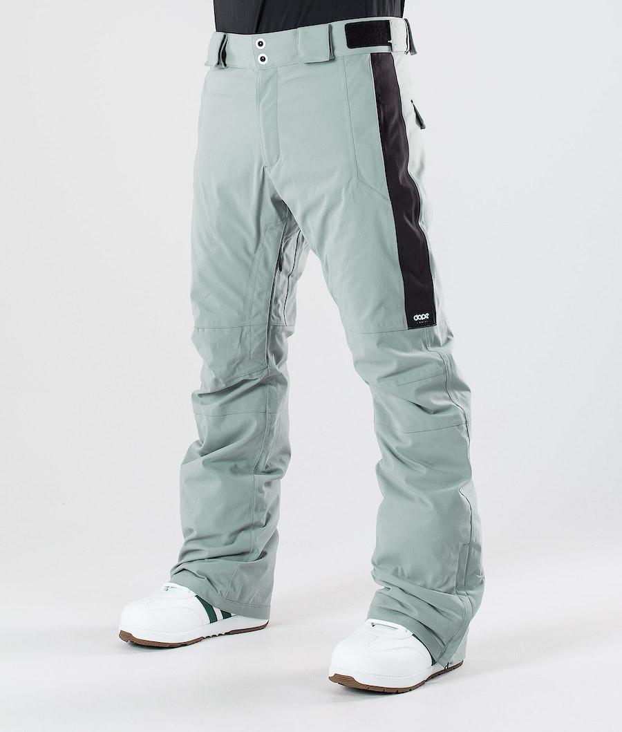Dope Hoax II Pantalon de Snowboard Dusty Green
