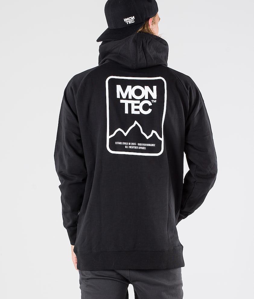 Montec Ridge Hood Black