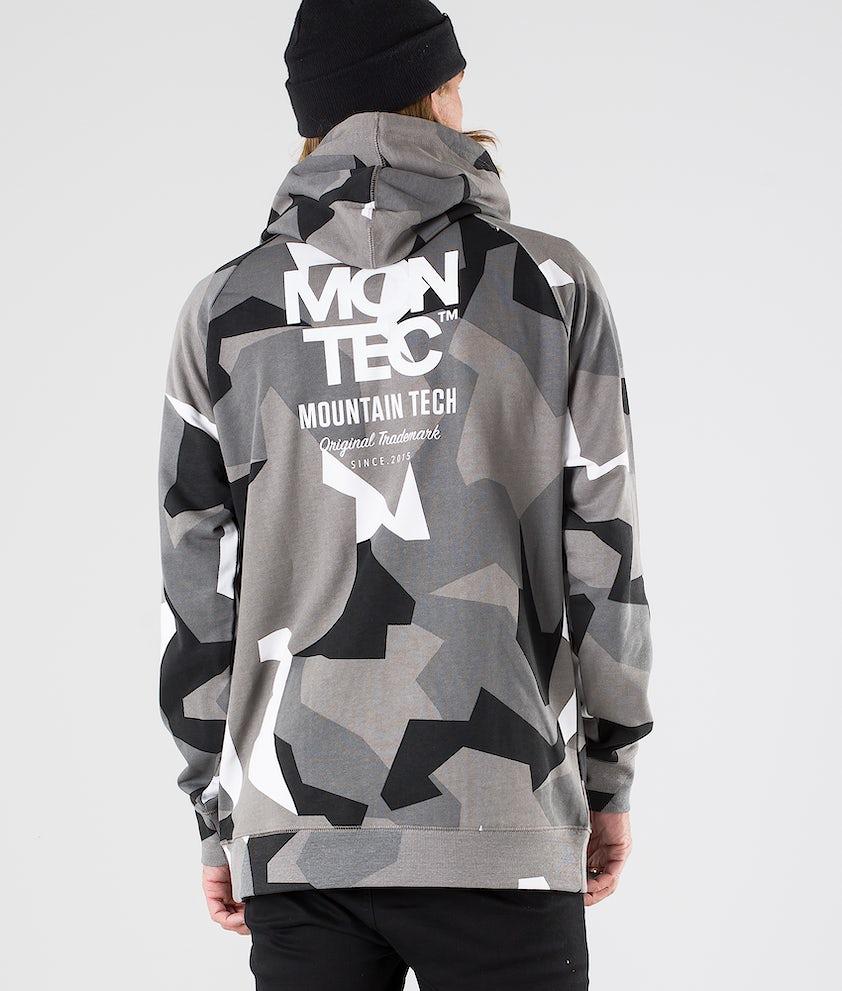 Montec M-Tech Hood Arctic Camo