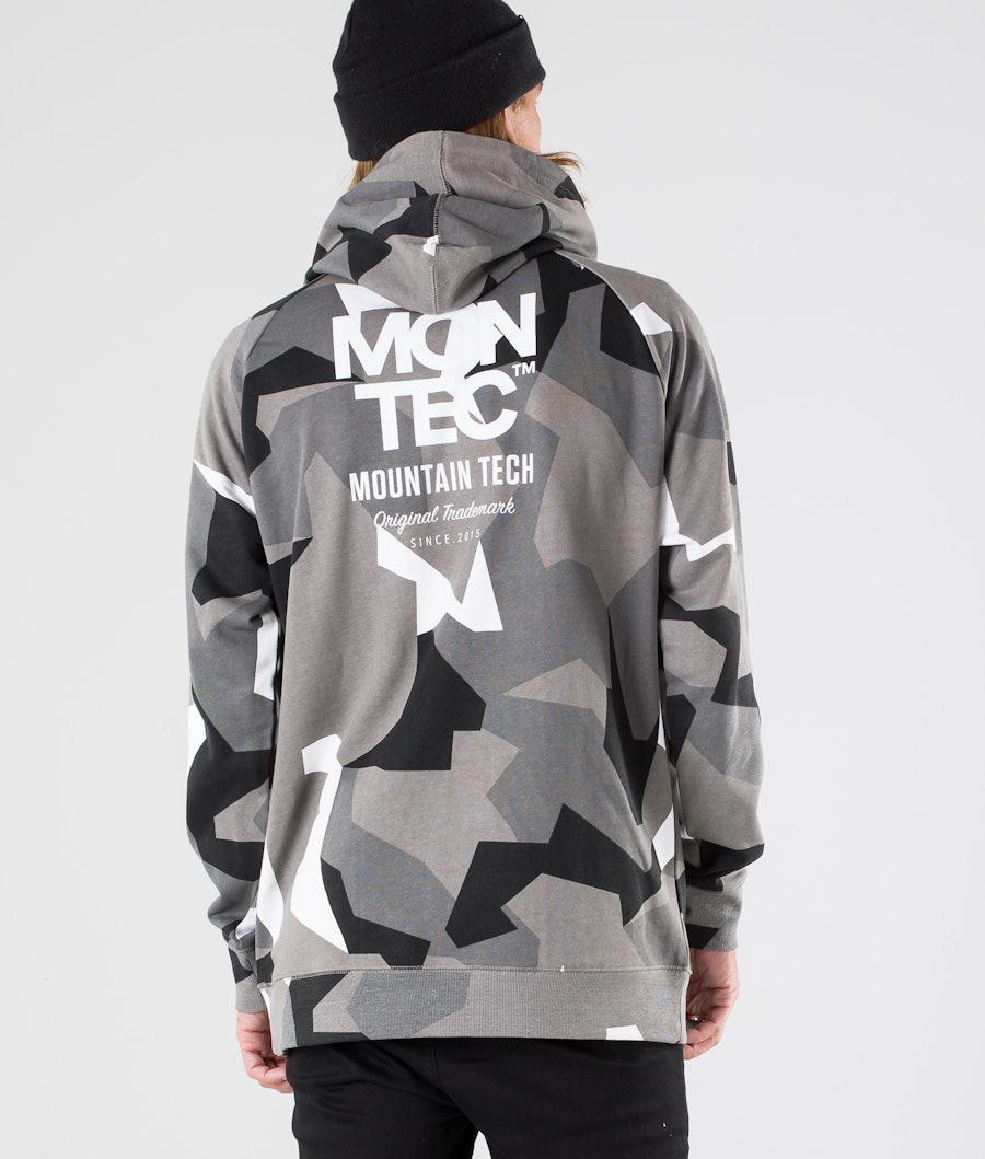 Montec M-Tech Hoodie Arctic Camo
